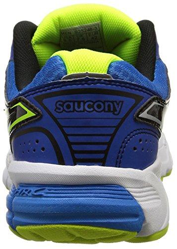 Saucony - Grid Mystic - , homme, multicolore multicolore (Royal/Black)