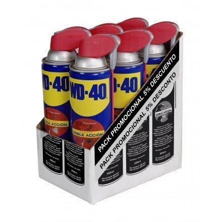 Wd-40 Company Ltd. EspañA 34198 - Aceite lubricante multi doble accion spray wd-40 500 ml