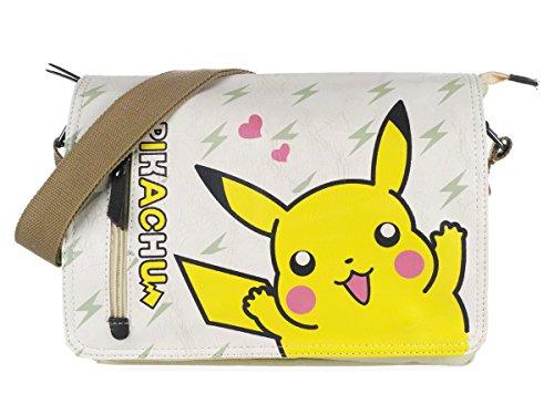 KeySmart Pokemon Umhängetasche mit Pikachu Motiv (Pikachu Kostüm Tragen)