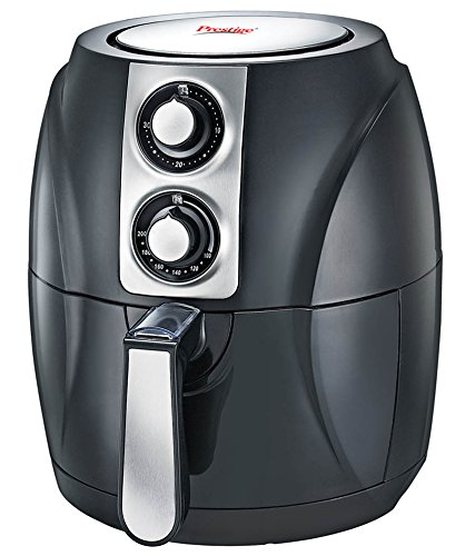 Prestige PAF 4.0 2.2-Litre Air Fryer (Black)
