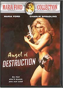 Angel of Destruction [DVD] [Region 1] [US Import] [NTSC]