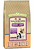 James Wellbeloved Dog Food Senior Turkey and Rice Kibble 7.5kg