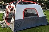 Xmaker Outdoor-Zelt Großen Raum Im Freien Lager Regensturm Familienzelt, Guels
