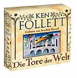 Die Tore der Welt, 12 Audio-CDs
