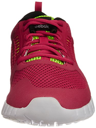 Reebok Zquick 2.0, Chaussures de running femme Magenta / Amarillo / Negro