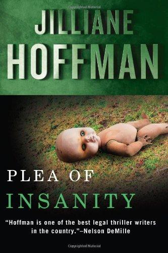 Buchseite und Rezensionen zu 'Plea of Insanity' von Jilliane Hoffman