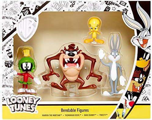 Action figures – Looney Looney Looney Tunes – Boîte de 4 pièces Ensemble de jouets souples Lt-4808 | Techniques Modernes  3eb0e3