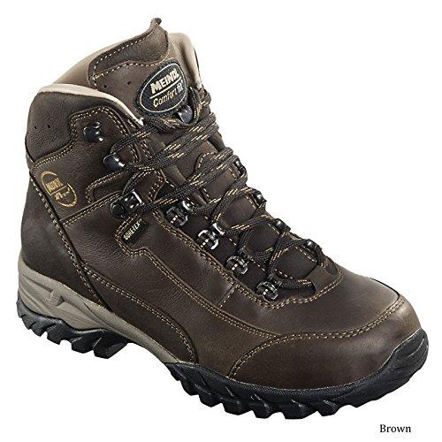 Meindl , Chaussures de randonnée basses pour femme marron foncé