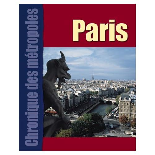Chronique de la ville de Paris
