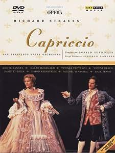 R. Strauss: Capriccio -- San Francisco Opera [DVD] [2003]