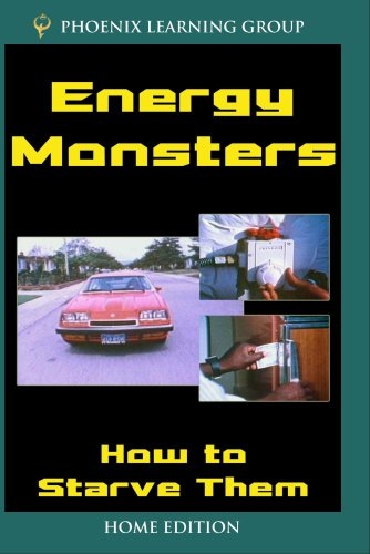 Preisvergleich Produktbild Energy Monsters: How to Starve Them (Home Use)