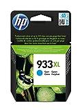 HP CN054AE#BGX - Cartucho de tinta para HP 933, cian