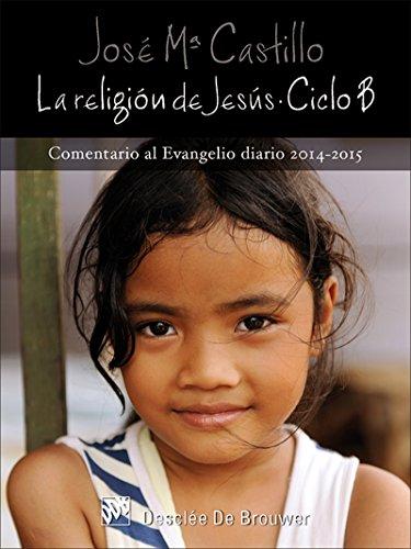 La religión de Jesús por Castillo Sánchez José María