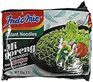 Indomie Mi Goreng Instant Green Chilli Flavour Fried Noodles, 85 g - Pack of 1