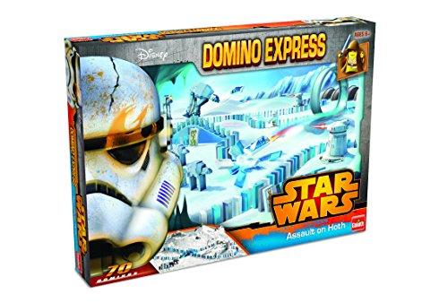 Goliath - 80985.008 - Jeu De Construction - Domino Star Wars Assault On Hoth Classic