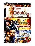 Coffret science fiction 2 : anthrax ; warhammer ; judgement day