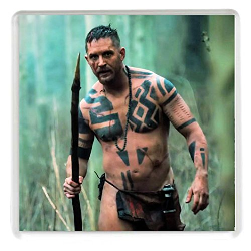 unique-square-drinks-coaster-with-a-picture-of-tom-hardy-from-the-bbc-series-taboo