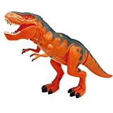 Dragon-i Toys Mighty Megasaur Interactive T-Rex- Interactive Walking And Roaring Dinosaur