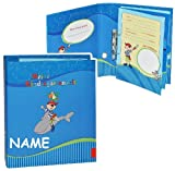 Unbekannt Ringbuch / Sammelordner -  Meine Kindergartenzeit  - incl. Namen - Album - Kindergarten / Dokumente A4 - Pirat Freunde - Ordner als Fotobuch / Kindergartenf..