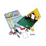 1 x Lego System Teile für Gebäude Set Modell Classic Town Building 6592 Vacation Hideaway Wochenendhaus Ferien Haus unvollständig