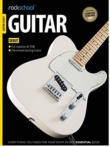 Rockschool Guitar - Debut (2012-2018) par Rockschool