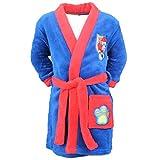 Robe de Chambre Peignoir pour enfant Pat Patrouille Paw Patrol - Bleu (4 ans)