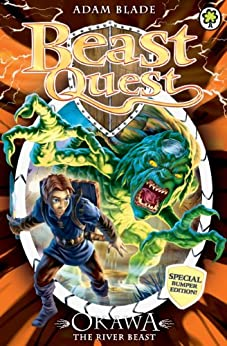 Beast Quest: Okawa the River Beast: Special 13 by [Blade, Adam]