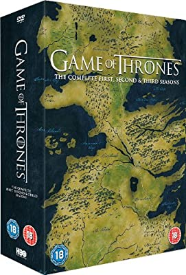 Game of Thrones: Season 1-3 [DVD] [2014]