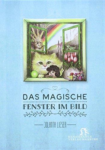 Buchseite und Rezensionen zu 'Das magische Fenster im Bild' von Jolanta Lieser