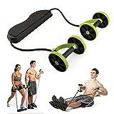 Bauchtrainer / Bauchroller Bauchmuskeln Fitness