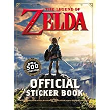The Legend of Zelda: Official Sticker Book