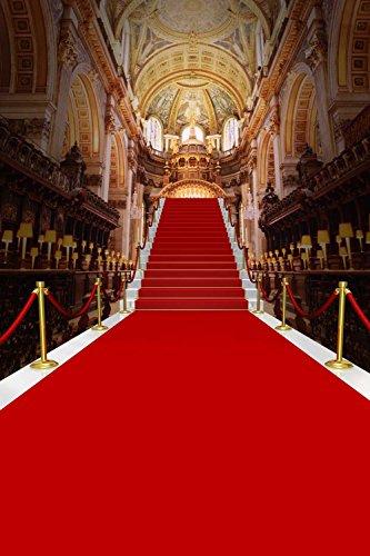 Kate Mikrofaser rot Teppich Hintergrund Fotografie Palace Hintergrund Hochzeit Foto Hintergründen