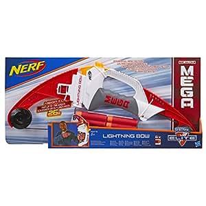 Hasbro Nerf A6276Eu4 - Arco N-Strike Elite Mega Lightning