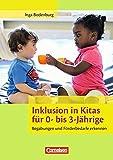 Inklusion in Kitas für 0- bis 3-Jährige: Begabungen und Förderbedarf erkennen. Buch