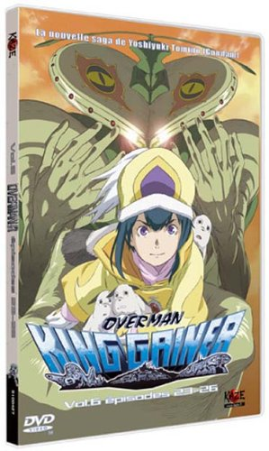 Overman King Gainer Volume 6