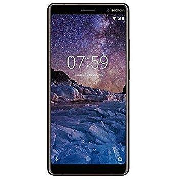 Nokia 7 Plus 4G 64GB, Blanco, Cobre - Smartphone (15,2 cm (6