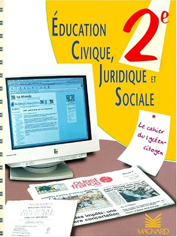 Education civique, juridique et sociale, 2nde