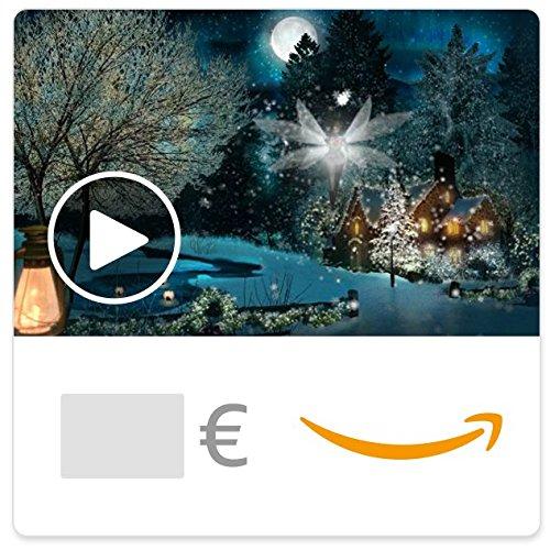Chèque-cadeau Amazon.fr - eChèque-cadeau  - Magie de Noël...