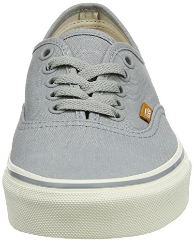 Vans U Authentic , Baskets mode mixte adulte Gris (Black)