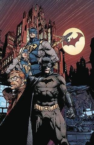 Batman: The Rebirth Deluxe Edition Book 1 (Rebirth) (Justice League Animated Series)