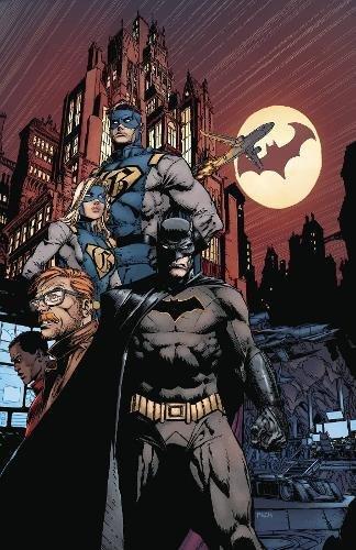 Batman HC Vol 1 & 2 Deluxe Edition (Rebirth) par Tom King