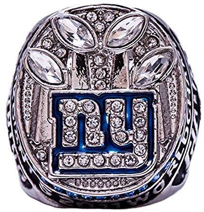 Super Bowl Championship Ring: 2011 New York Giants
