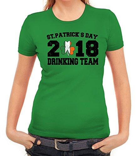 Irland St. Patrick's Day Partner Gruppen Damen T-Shirt -