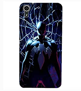 ColourCraft Superhero Design Back Case Cover for HTC DESIRE 626