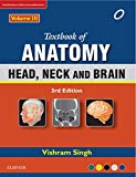 #8: Textbook of Anatomy: Head, Neck and Brain - Vol.3
