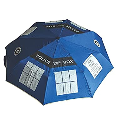 Parapluie Doctor Who TARDIS