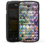 DeinDesign HTC One S Hülle Case Handyhülle Pattern Muster Farben