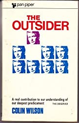 The Outsider (Pan paperback) by Colin Wilson (1970-03-06)