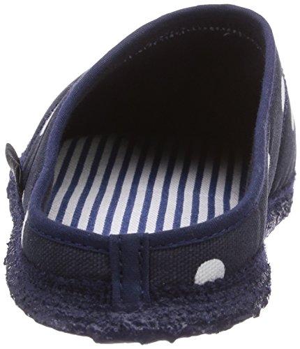 Nanga - Sabrina, Pantofole Donna Blu (32)