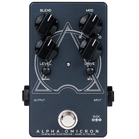 Darkglass Alpha Omicron · Effektgerät E-Bass